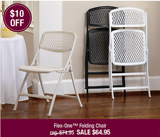 Flex-One Folding Chair