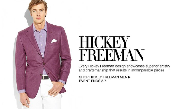 Shop Hickey Freeman - Mens.