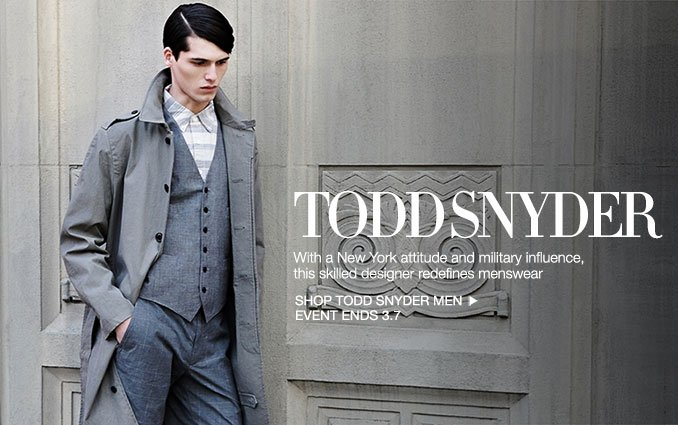 Shop Todd Snyder - Mens.