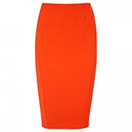 ELIZABETH AND JAMES - Carolann zip back pencil skirt