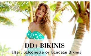 DD+ Bikinis