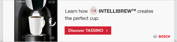 Learn how INTELLIBREW™ creates the perfect cup. Discover TASSIMO.