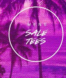 Shop Mens Sale Tops