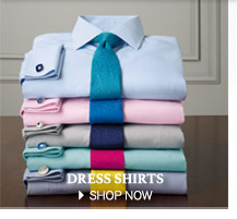 Dress Shirts - SHOP NOW