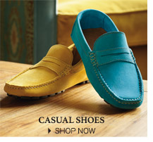 Casual Shoes - SHOP NOW