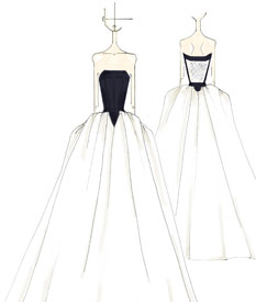 Vera Wang Spring 2014 Bridal Collection