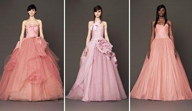 Vera Wang Fall 2014 Bridal