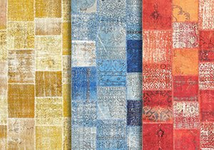 Patchwork & Overdyed Rugs