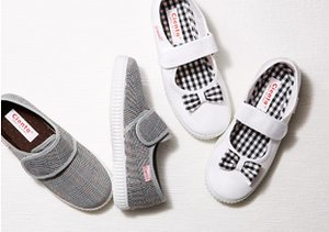 Step into Spring: Kids' Shoes