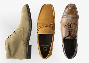 Neutral Tones: Loafers, Boots & More
