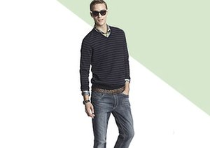 Laid-Back Look: Shirts & Jeans