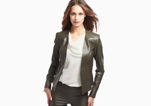 New Reductions: Real & Faux Leather