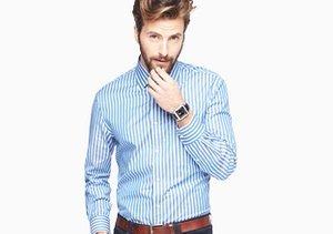 All Buttoned Up: Dress Shirts