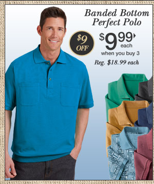 Shop Perfect Polo