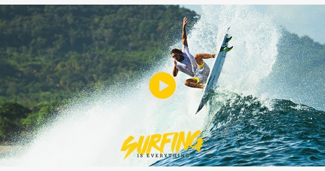 Surfing Is Everything - Wilko - Video