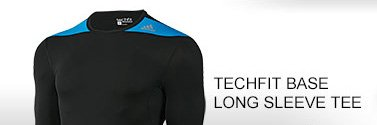Shop Men's Techfit Longsleeve Base Tee »