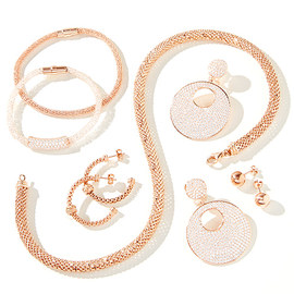 Rose Gold Glamour: Jewelry