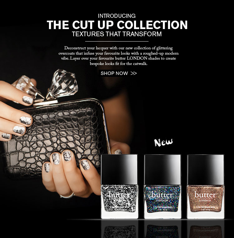 The Cut Up Collection