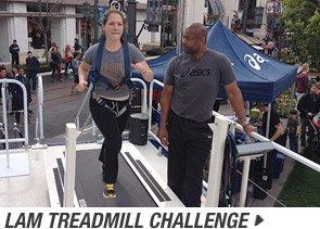 Learn more about the 2014 LA Marathon Treadmill Challenge - Promo H