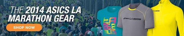 Shop the 2014 ASICS LA Marathon Gear - Promo I