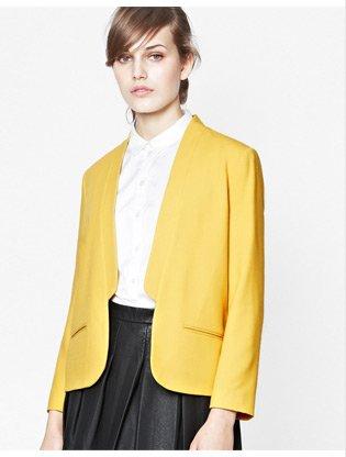 Feather Light Blazer Jacket