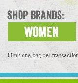 Shop Women's Participating Brands