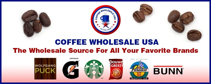 Get Wholesale Pricing On Your Favorite Coffee Here!