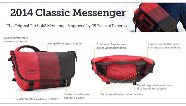Shop 2014 Classic Messenger