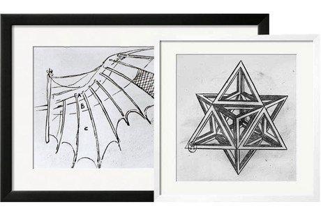 Leonardo Da Vinci Sketches