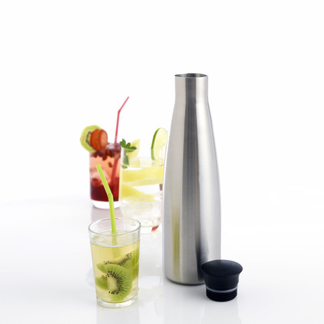 PureFizz Soda Maker with 10 Co2 Chargers