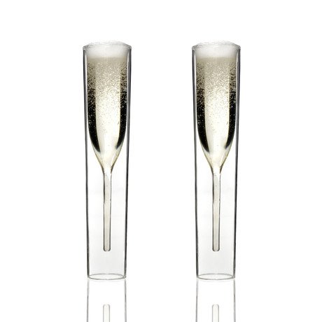 Champagne Glasses // Set of 2