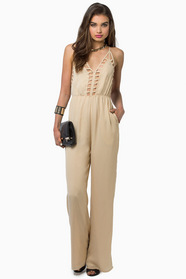 Callie Cutout Cami Jumpsuit
