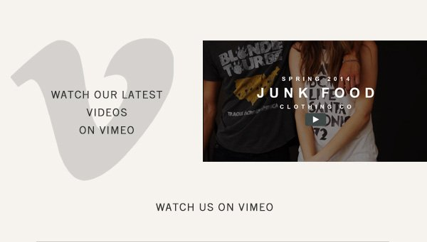 Watch our latest videos on Vimeo. Watch us on Vimeo.