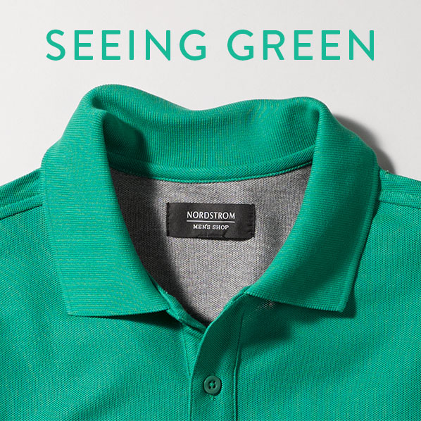 SEEING GREEN