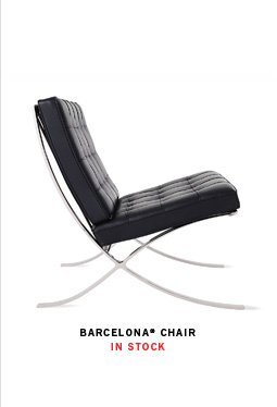 BARCELONA® CHAIR IN STOCK