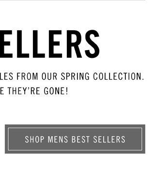 Shop Mens Best Sellers