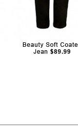 Beauty Soft Coated Jean