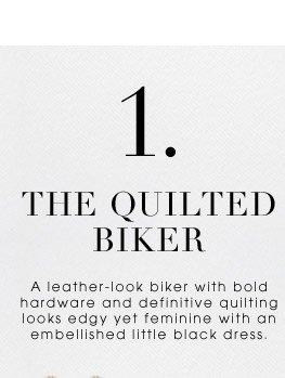 The Quilted Biker