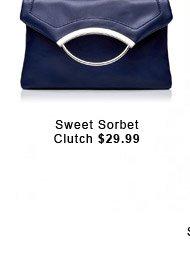 Sweet Sorbet Clutch