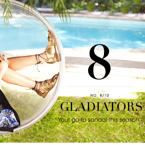 8 GLADIATORS