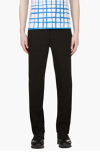 LANVIN Black Slim Jeans for men