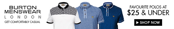 Favourite Polos $25 and under