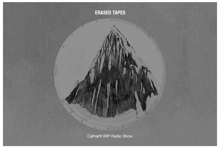 ERASED TAPES - Carhartt WIP Radio Show