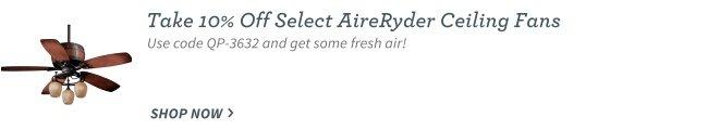 Aire Ryder Fans