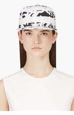 KENZO Mint & White New Era Edition Baseball Cap for women