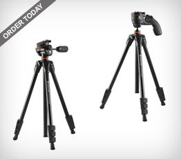 New Espod CX, ABEO and Alta CA Tripods from Vanguard