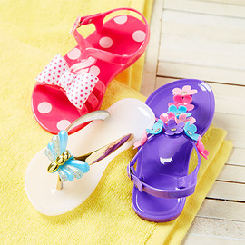 Trendy Steps: Jelly Sandals