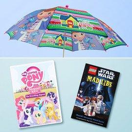 It's Raining Fun: Character Picks