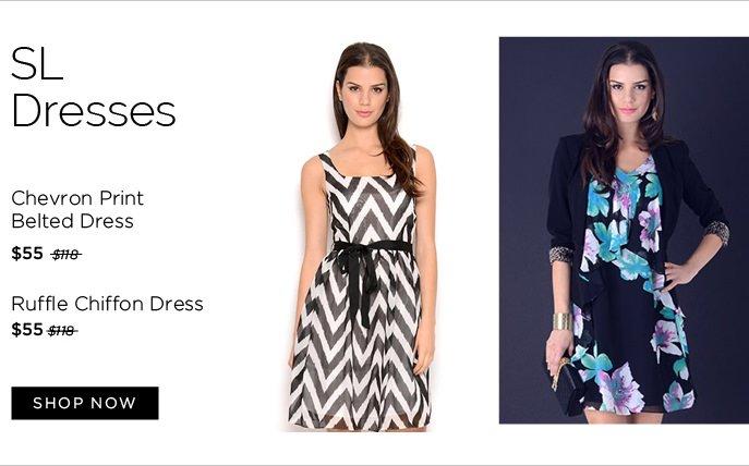 SL Dresses Shop Now