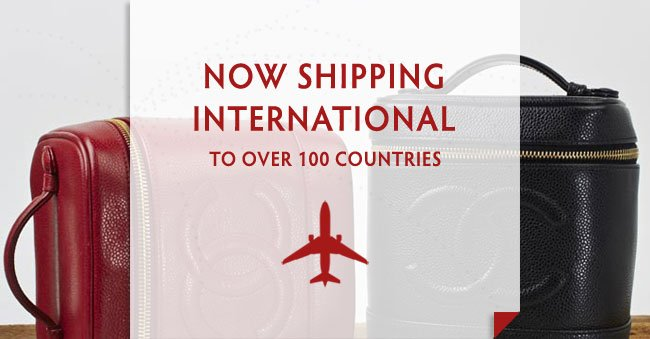 Now Shipping to INternational Destinations